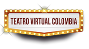 Teatro Virtual Colombia Logo